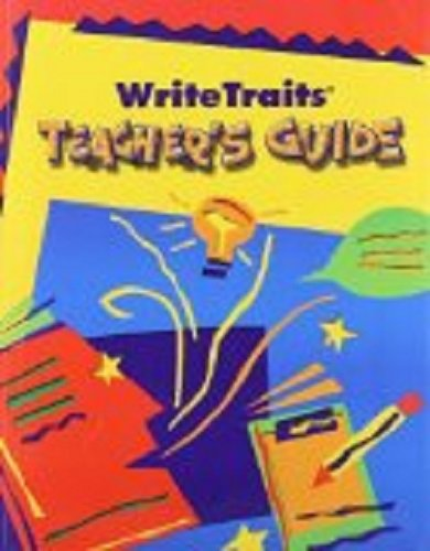 Great Source Write Traits: Teacher's Guide Grade 5 2002
