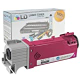 LD © Compatible Toner to Replace Dell 2Y3CM / 331-0717 High Yield Magenta Toner Cartridge for your Dell 2150 and 2155 Color Laser Printers, Office Central