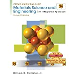 WIE Fundamentals of Materials Science and Engineering: An Integrated Approach