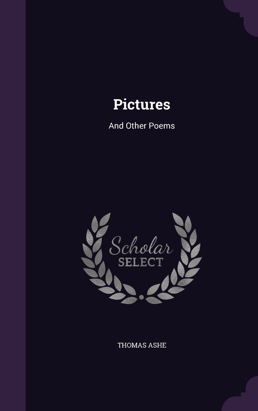Pictures: And Other Poems pdf epub