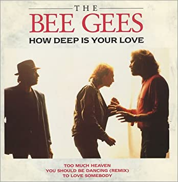 how deep is your love bee gees