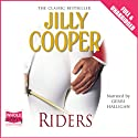 Riders Audiobook by Jilly Cooper Narrated by Gerri Halligan