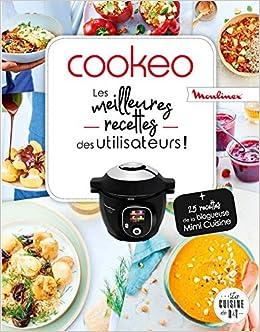 Amazon Fr Cookeo Les Meilleures Recettes Des