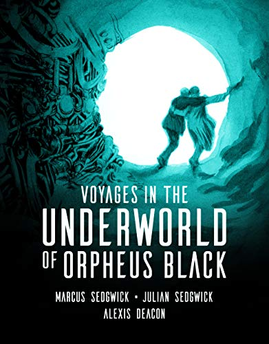 Book Cover: Voyages in the Underworld of Orpheus Black