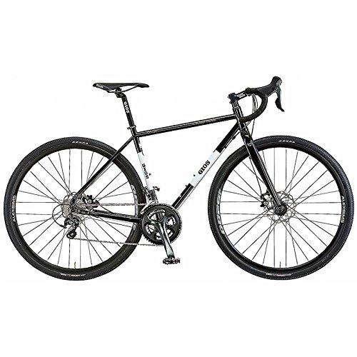 GIOS(ジオス) グラベルロードバイク NATURE BLACK 520mm B076BMKDHB