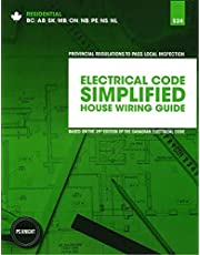 Electrical Code Simplified: Residential Wiring: MultiProvince Book (AB, BC, ON, SK, MB, NB, NS, PEI, NFLD, YT, NT, NU)
