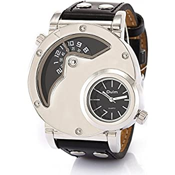 Oulm9591 Luxury Watches Men Brand Japan Movement Military Army Wristwatches Male Relojes Hombre