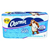 Charmin 94045  PGCCT Ultra Soft Bathroom Tissue, 2-Ply, 4' x...