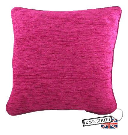 Homestreet Cushions Relleno de Plumas Color Rojo Lujo ...