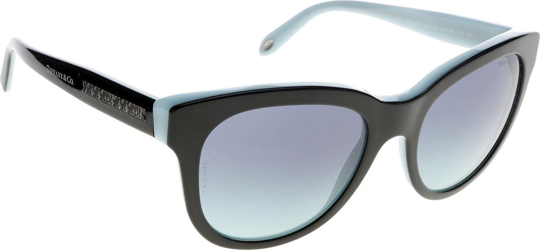 75ca3eda8c Tiffany sunglasses TIF 4112 sunglasses 80559S Black blue 53mm at ...