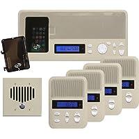 IST I2000 Music & Intercom Kit, Almond (I2000M4PACA)