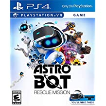 PSVR ASTRO BOT Rescue Mission - PlayStation 4
