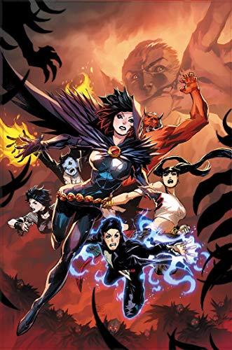 Raven: Daughter of Darkness Vol.