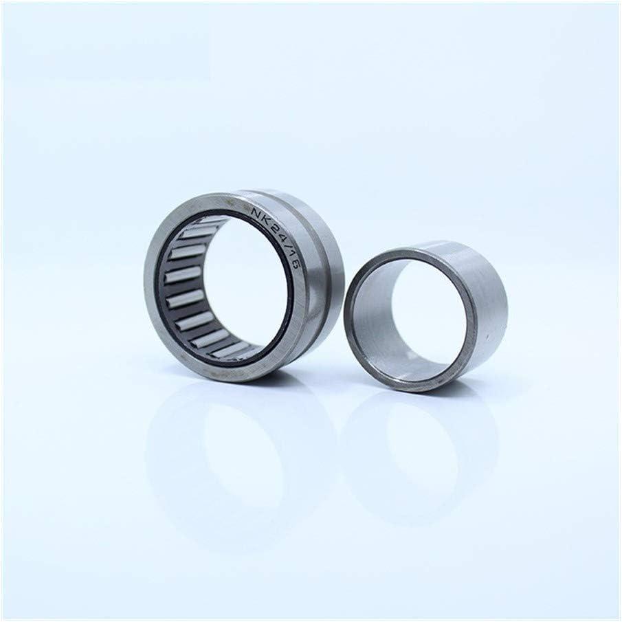Solid Collar Needle Roller Bearings with Inner Ring NKI 20//20 Bearing Bearings DINGGUANGHE-CUP Needle Roller Bearings NKI20//20 Needle Roller Bearing 20x32x20 mm 5 PC