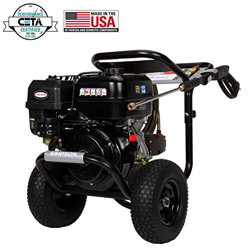 4000 psi power washer - 9