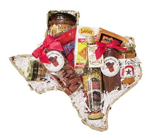 Ranch Hand Taste of Texas Food Gift Basket