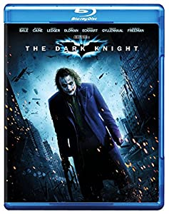 Cover Image for 'The Dark Knight (+ Digital Copy and BD Live) [Blu-ray'
