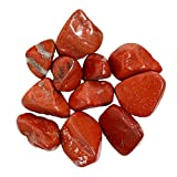 Natural Blood Red Marble Fish Tank Decorative Floor Setting Decoration Accessories 200g/pack