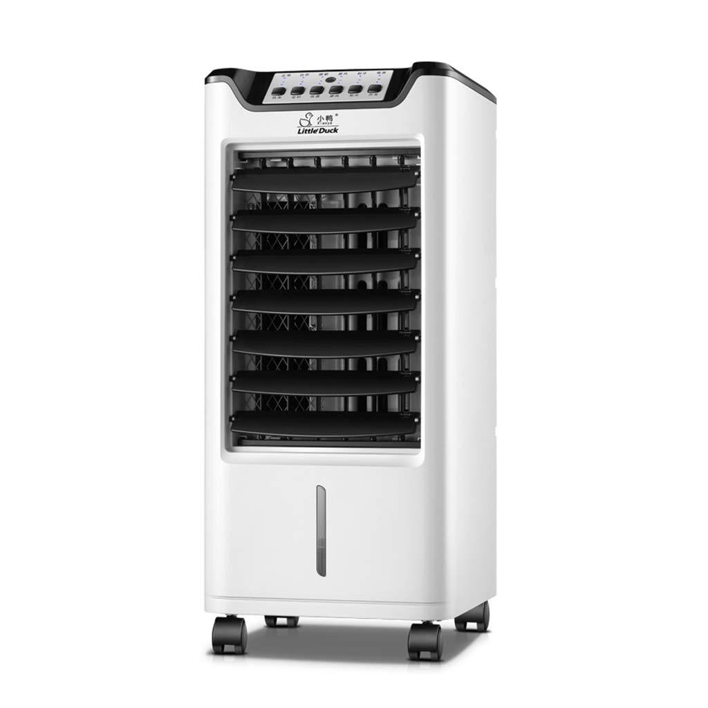 Mariny ミュートスーパーウインド冷却工業3-in-1リモートコントロール空調ファン、ファン加湿器と空気清浄機機能、3つのファンスピード、電圧220V、ウォータータンク4L、4時間タイミング   B07QJ9T1Y3