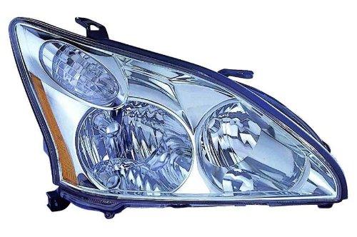 Depo 312-1169R-UF9 Lexus R-X330 Passenger Side Headlight Unit ()
