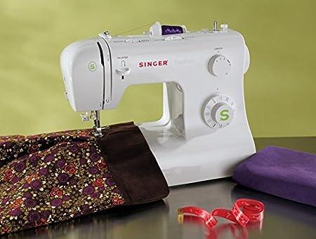 SINGER Tradition - Máquina de coser (Blanco, Máquina de coser ...