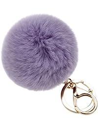 635b86d01fb8 Amazon.com  Purples - Keyrings   Keychains   Accessories  Clothing ...