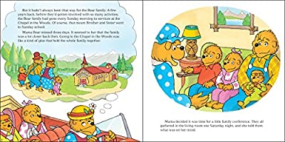 Amazon.com: The Berenstain Bears Go to Sunday School ...