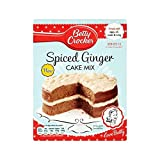 Betty Crocker Spiced Ginger Cake 425g - Pack of 6