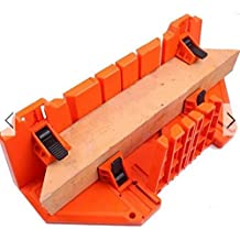 ABS Wood working Saw Ark 45 90 Degrees Saw Box Miter Saw Tenon Saw Angle Saws Stitching Saw Box by GokuStore