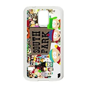 Samsung Galaxy S5 Cell Phone Case White South Park Customized 3D Phone Case Cover XPDSUNTR11684