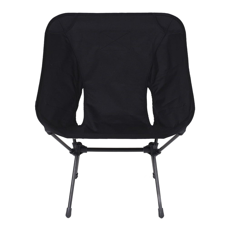 (ヘリノックス) Helinox『タクティカルチェア L』(ブラック) B07CG1SY89  ブラック One Size