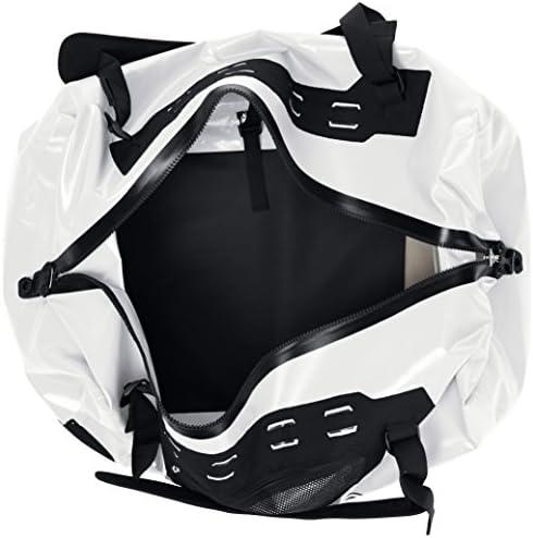 Ortlieb Duffle - Morral de Viaje, Color Blanco/Negro, Talla 110 l: Amazon.es: Deportes y aire libre