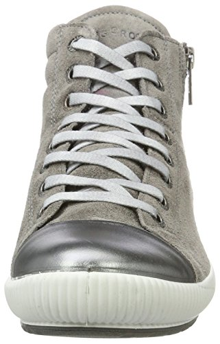 Legero Tanaro, Sneaker a Collo Alto Donna Grigio (Ematite)