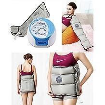 SEVEN LINER ZAMZAM ZAM-01 Air Compression Circulation Massager Personal Body Massage [Main+Leg+Arm+Waist cuff] 110V~240V /50~60Hz Full Set