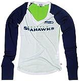 Touch by Alyssa Milano Seattle Seahawks Women's Team Pride Long Sleeve T-Shirt