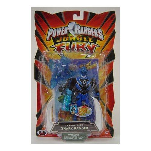 Sound Fury Shark (Power Rangers Jungle Fury 5