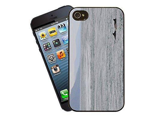 Dauphin - 002–Housse Etui pour Apple iPhone 5/5s/5c-By Eclipse idées cadeaux