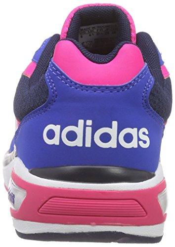 W Cloudfoam A 8tis Collo Basso Sneaker Bianco Donna Adidas wZFqE67E