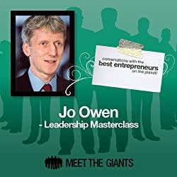 Jo Owen - Leadership Masterclass