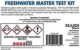 API FRESHWATER MASTER TEST KIT 800-Test Freshwater Aquarium Water Master Test Kit