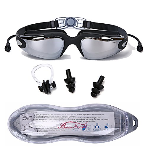 Swimming Goggles Anti Fog Protection Comfortable product image