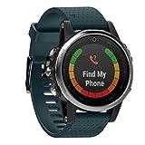 Binmer(TM) For Garmin Fenix 5S GPS Watch,Replacement Silicagel Soft Quick Release Kit B