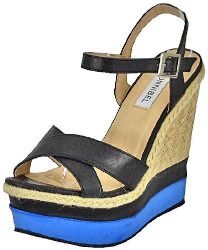Bonnibel Kristo 1 Wedge Sandals femme-Noir