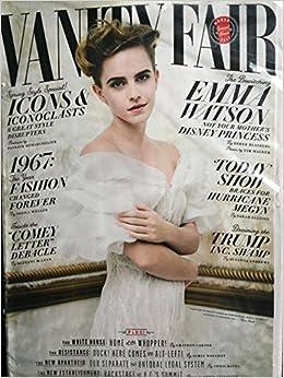Vanity Fair Magazine March 2017 EMMA WATSON: Vanity Fair: 0000744700846:  Amazon.com: Books