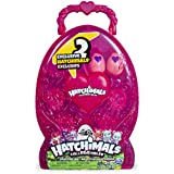Hatchimals CollEGGtibles  Collector's Case with 2 Exclusive Hatchimals CollEGGtibles for Ages 5 and Up