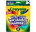 Crayola Broad Point Washable Markers