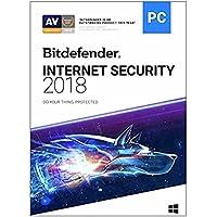 Bitdefender Internet Security 2018 3 PCs / 2 Years