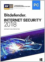 Bitdefender Internet Security 2018 - 3 PCs 2 Years