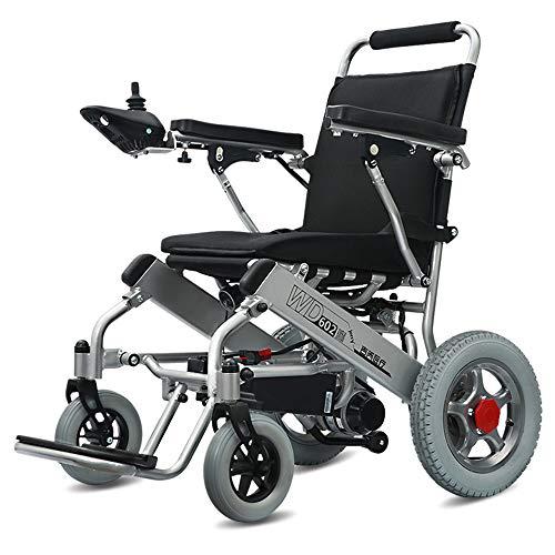 Folding Portable Powerchair/Electric Wheelchair 6km/h and 13 miles Range