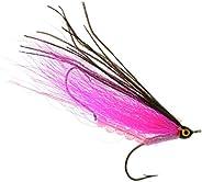 PEETZ Sockeye Slammer 4-Inch Pro Grade McFly Fly Fishing Lure   Deceiver Streamer Bucktail Clouser Wet Freshwa